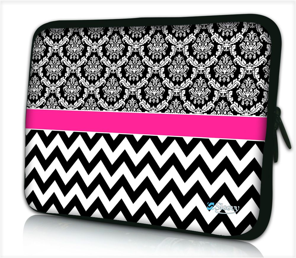 Laptophoes 15,6 inch chic patroon - Sleevy