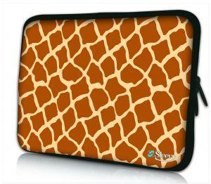 iPad hoes giraffe print Sleevy