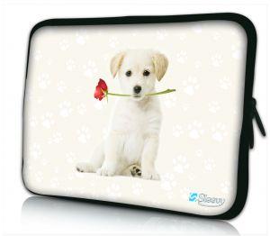 iPad hoes klein hondje Sleevy