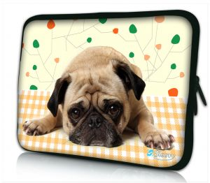 iPad hoes schattig hondje Sleevy