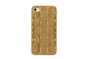 Sleevy iPhone 6 Plus hoes Oosters bamboo
