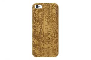 Sleevy iPhone 6 Plus hoes tijger bamboo