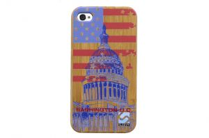 Sleevy iPhone 6 Plus hoes Washington D.C. bamboo