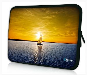 laptophoes 13.3 inch zonsondergang Sleevy