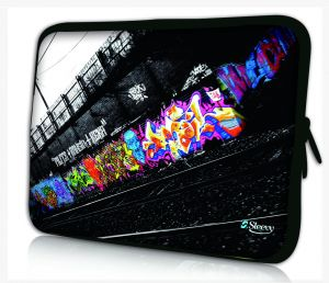 laptophoes 14 inch graffiti sleevy