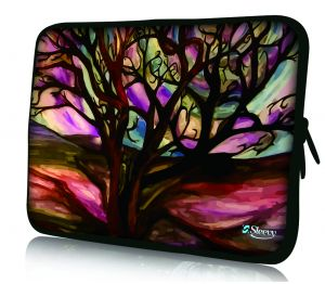 laptophoes 14 inch kunst sleevy