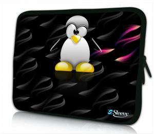 laptophoes 14 inch pinguin Sleevy