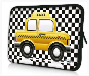 Sleevy 15,6 inch laptophoes taxi