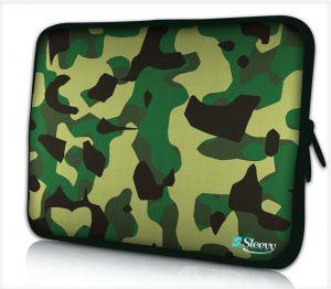 Sleevy 15,6 inch laptophoes legerprint