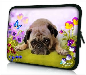 laptophoes 17 inch hond Sleevy