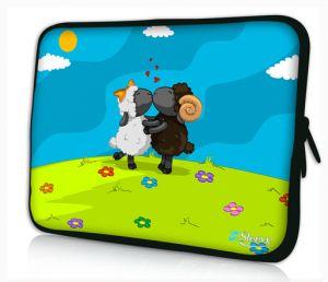 laptophoes 17,3 schapen sleevy