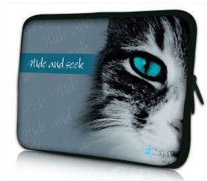laptophoes 17 inch katje hide and seek Sleevy