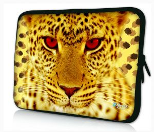 laptophoes 17.3 inch cheeta Sleevy