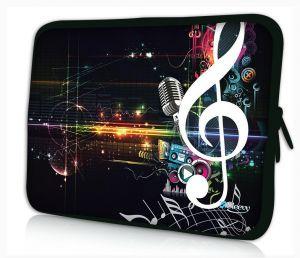 laptophoes 17.3 inch muzieknoot Sleevy