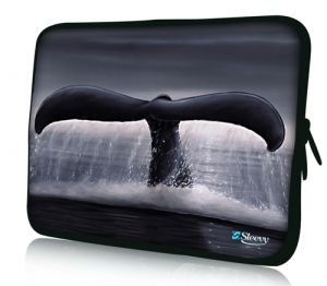 "Sleevy 15"" laptophoes walvis"