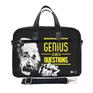 Laptoptas 17,3 inch / schoudertas Genius - Sleevy