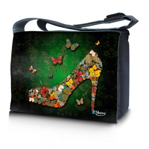 17,3 inch laptoptas vlinder pump Sleevy