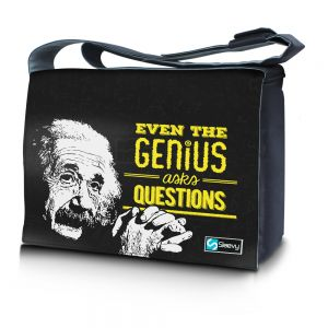 Messengertas / laptoptas 17,3 inch Genius - Sleevy