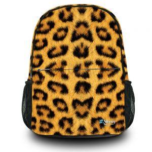 Rugzak luipaardprint Sleevy