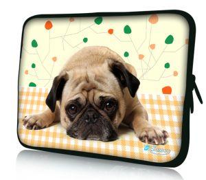 "Sleevy 13"" laptophoes hondje"