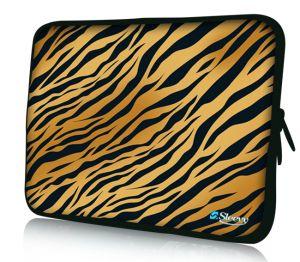 """Sleevy 13"""" laptophoes tijgerprint"""