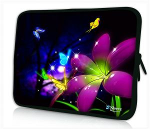 Sleevy 15 inch laptophoes bloem