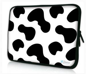Sleevy 17 inch laptophoes koeien