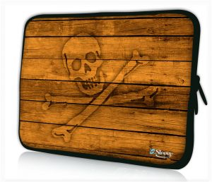"Sleevy 11"" laptophoes piraten"